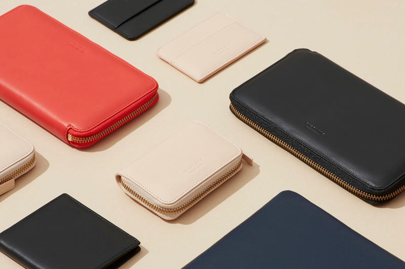 Everlane Snapchat Sweet Leather Accessories Collection