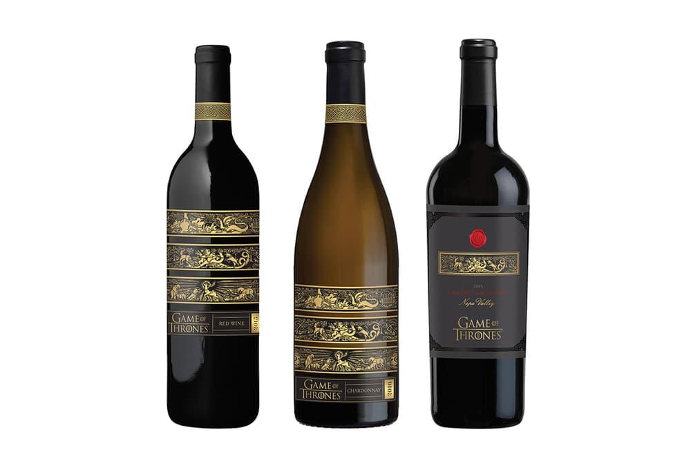 Game of Thrones Wine Vintage Wine Estates