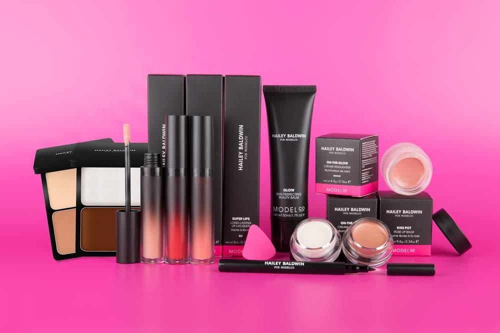 Hailey Baldwin ModelCo Makeup Collection