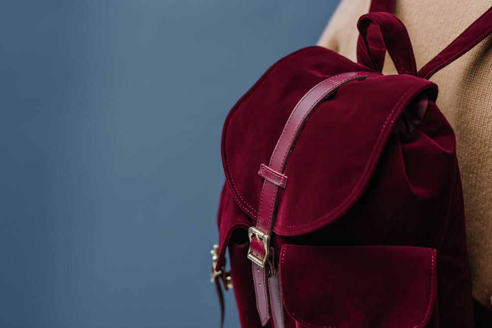 Herschel Supply Velvet Bag Collection