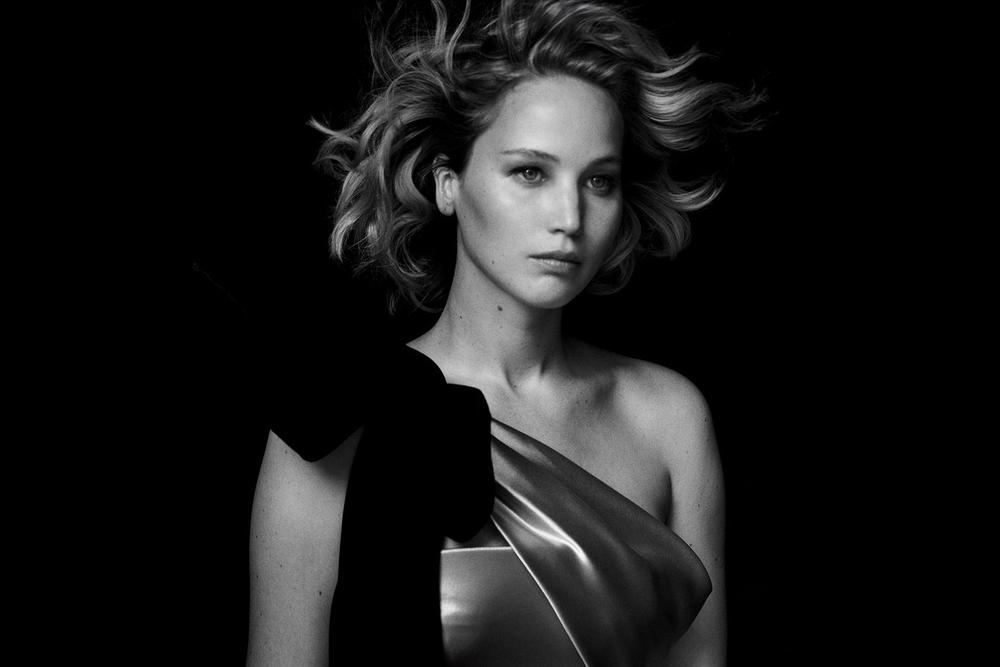Jennifer Lawrence Vanity Fair 2016 Holiday Cover