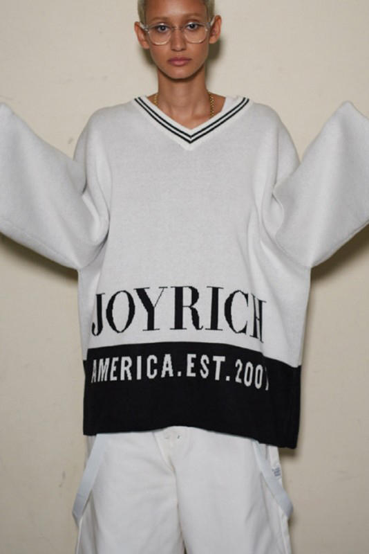 Joyrich 2017 Spring Summer Collection