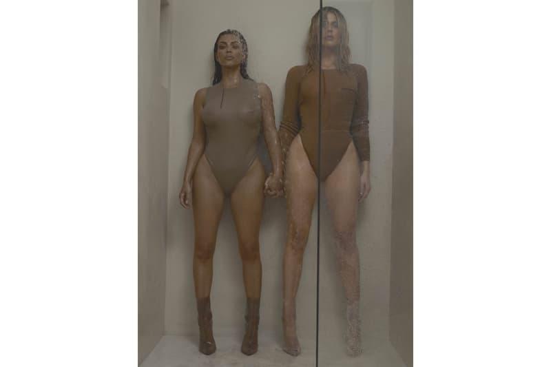 Kanye West Kim Kardashian Khloe Kardashian Calabasas 032c Issue 31
