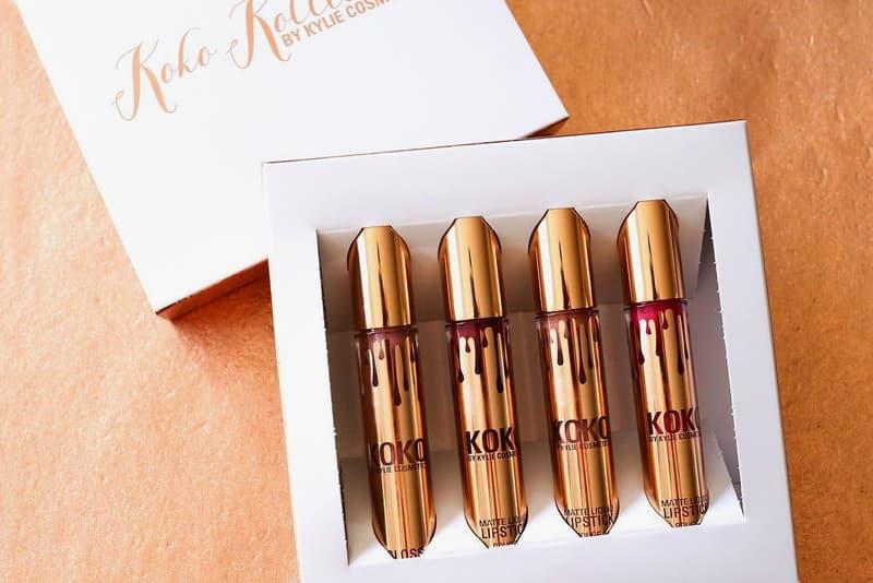 Kylie Jenner Khloe Kardashian Koko Kollection Lipsticks