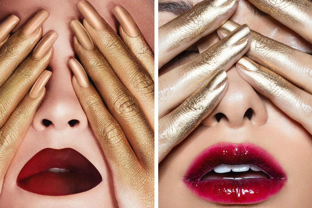 Kylie Jenner 2016 Holiday Campaign Vlada Haggerty