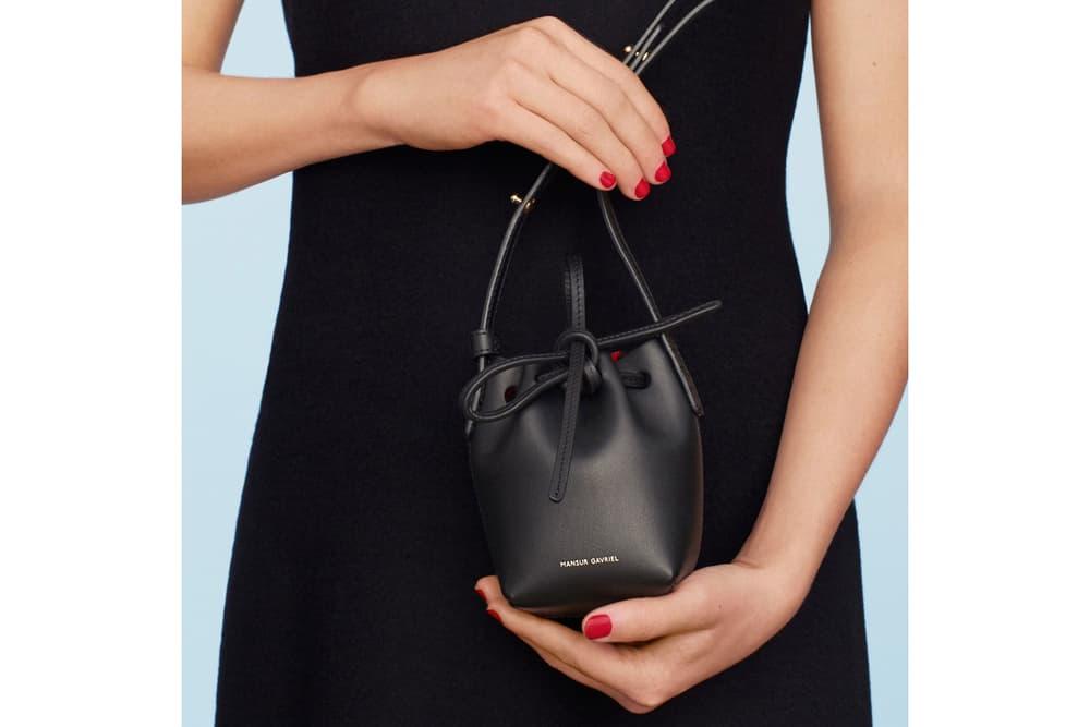 Mansur Gavriel Baby Bucket Bag