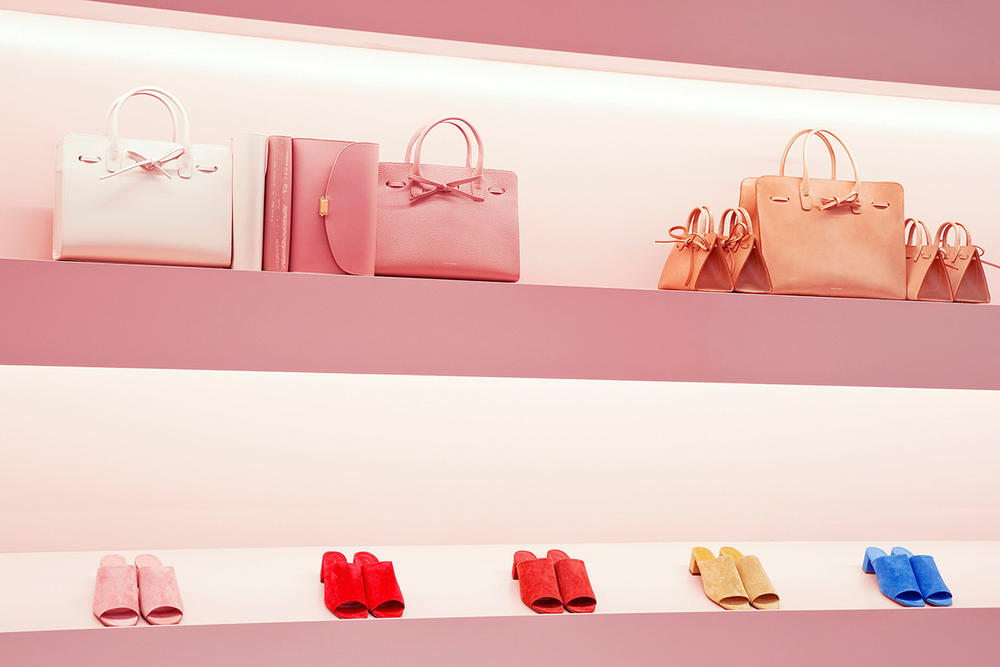 Mansur Gavriel New York Pop Up Store