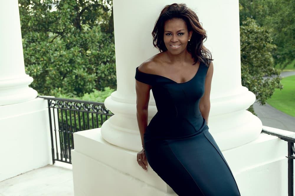Michelle Obama Vogue 2016 December