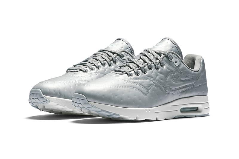 Nike Air Max 1 Premium Metallic Silver