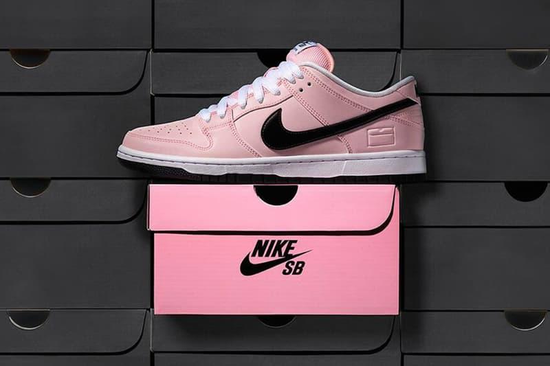 best website b4661 9fabf Nike Dunk SB Low 2005 Pink Box. 1 of 2