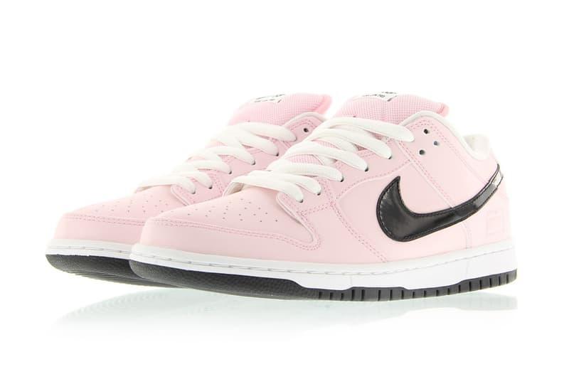 Nike Dunk SB Low 2005 Pink Box