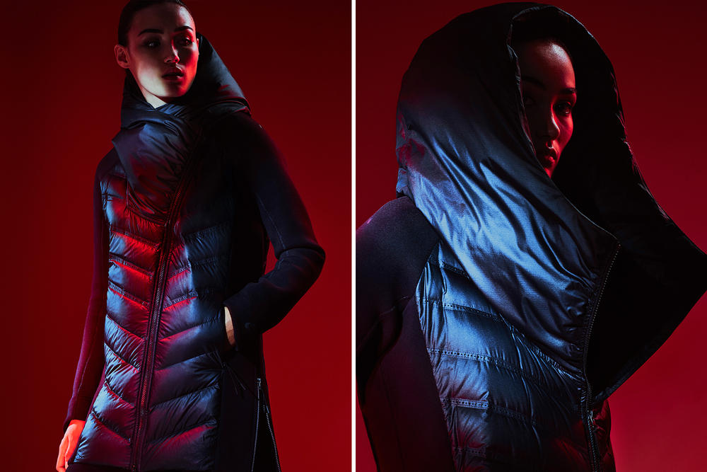 Nike Tech Fleece Aeroloft Parka  2016 Fall Winter