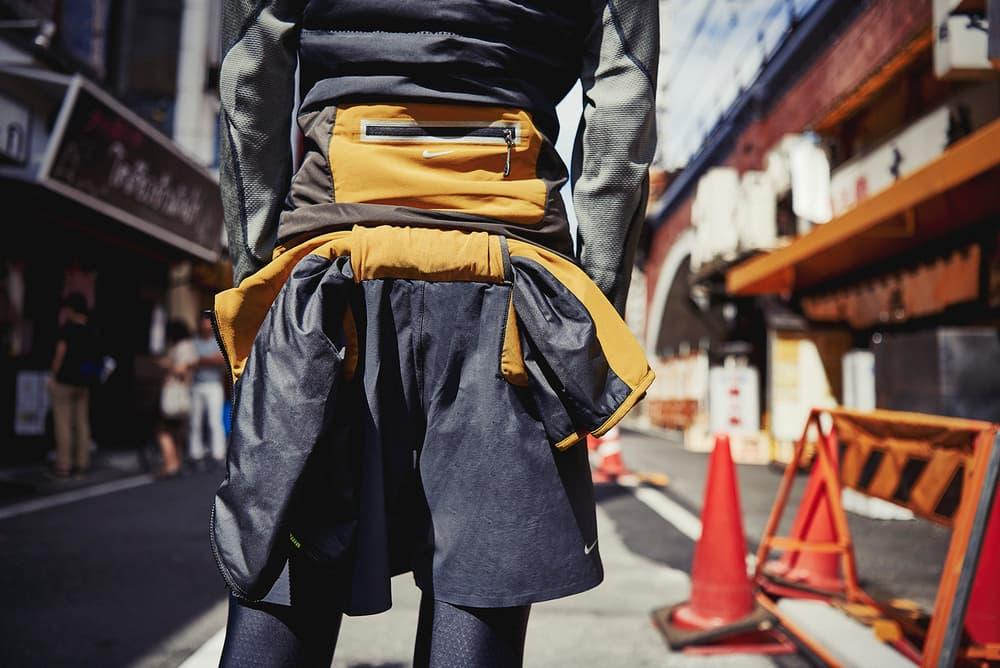 nikelab nike gyakusou undercover jun takahashi runner travel sportswear