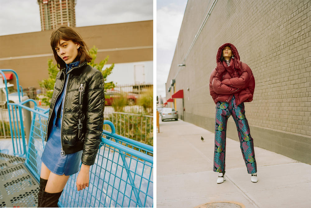 opening ceremony puffer jackets 2016 winter editorial
