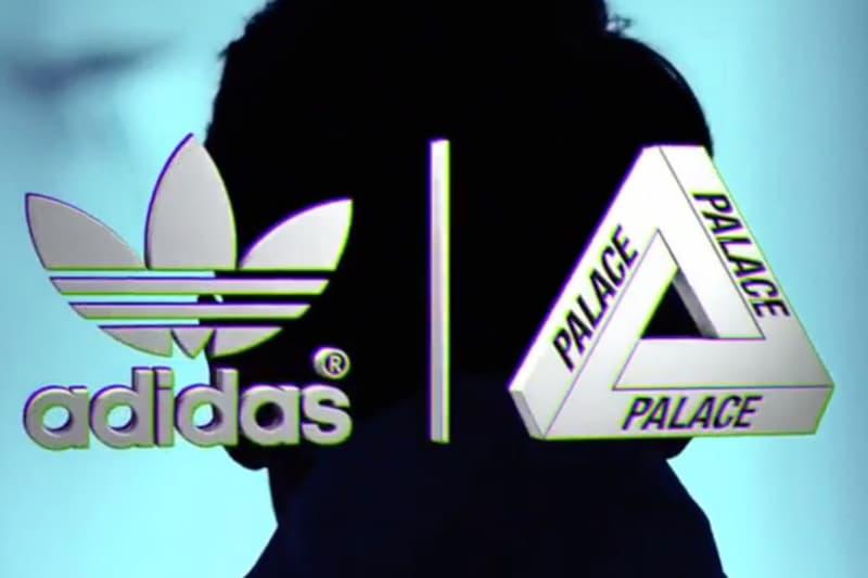 Palace adidas Originals Price List 2016 Fall Winter