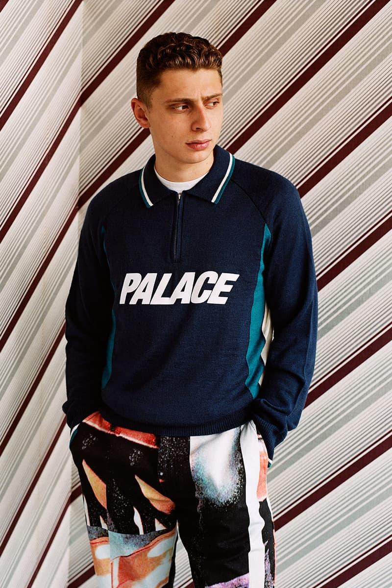 Palace Winter Ultimo 2016 Lookbook