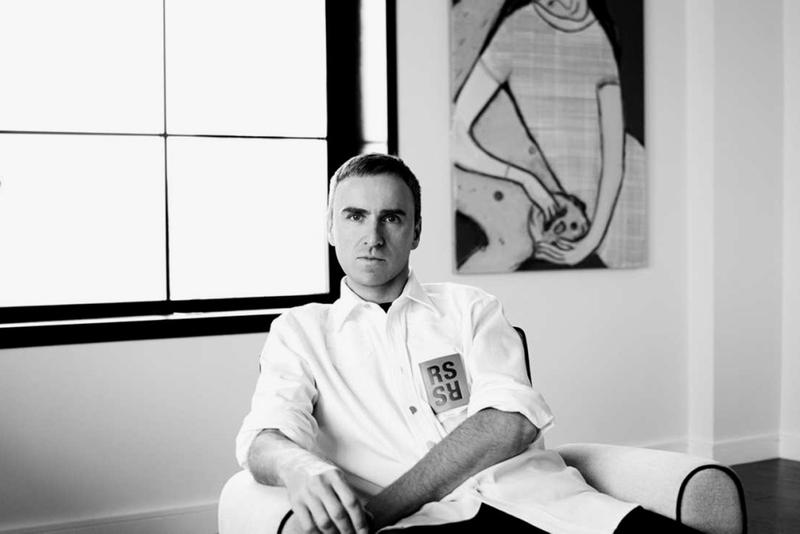 Raf Simons Calvin Klein Debut Collection Combines Womenswear Menswear