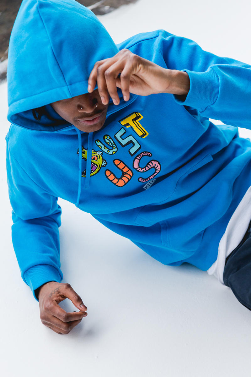 Rugrats x Kith 2016 Fall/Winter Lookbook