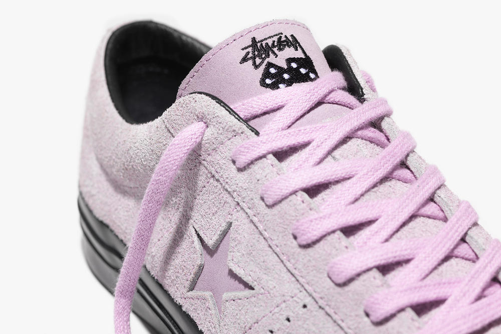 Stussy x Converse One Star '74 Collaboration
