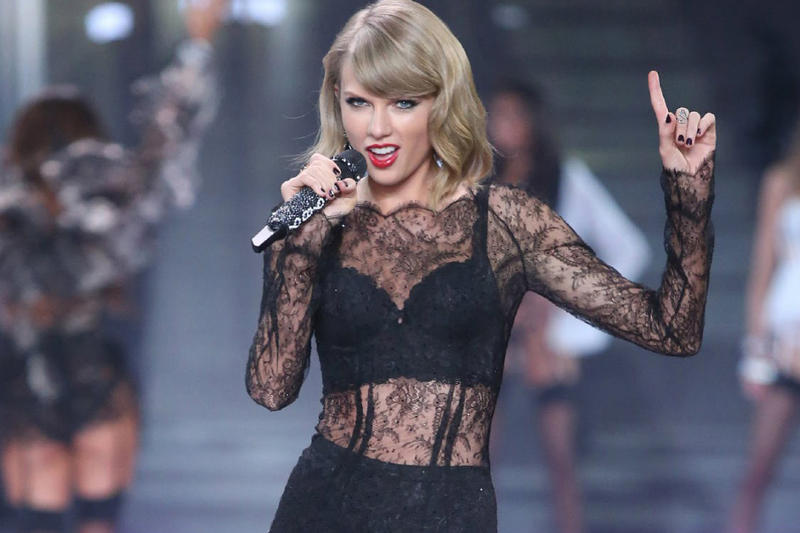Taylor Swift Highest Paid Woman Music Forbes