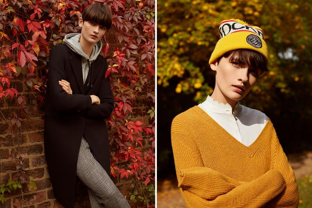 Topshop 2016 Winter Collection Lookbook