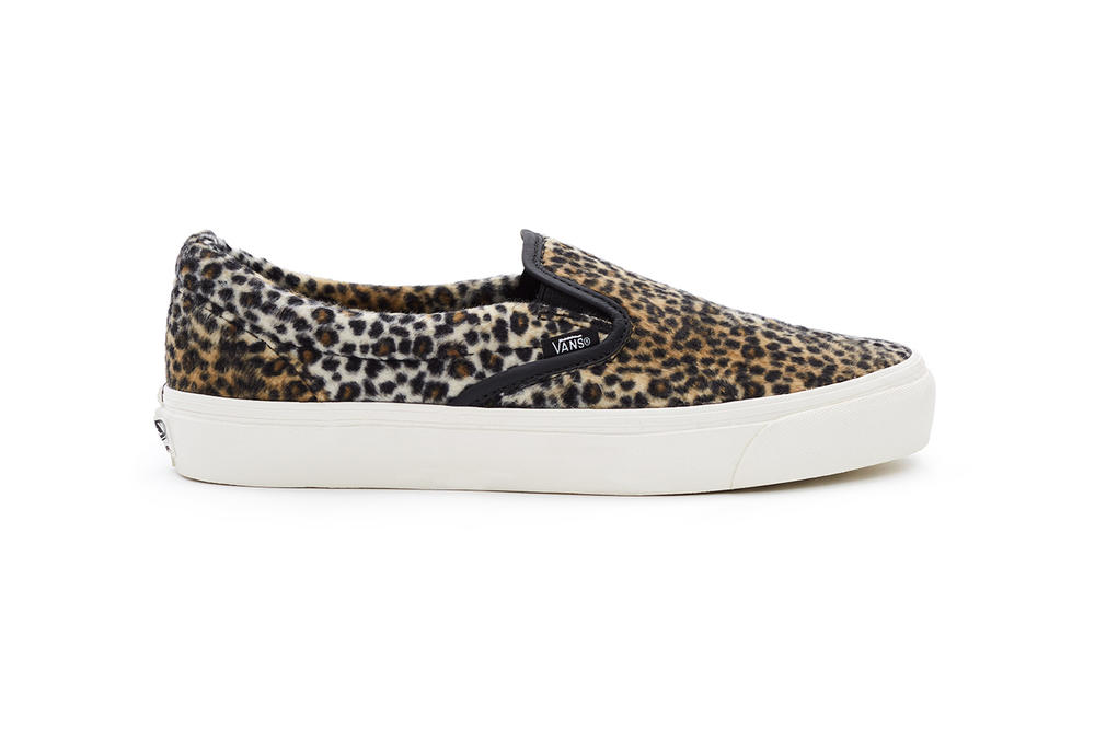 Vans x Opening Ceremony Big Cat Pack Old Skool Slip-On