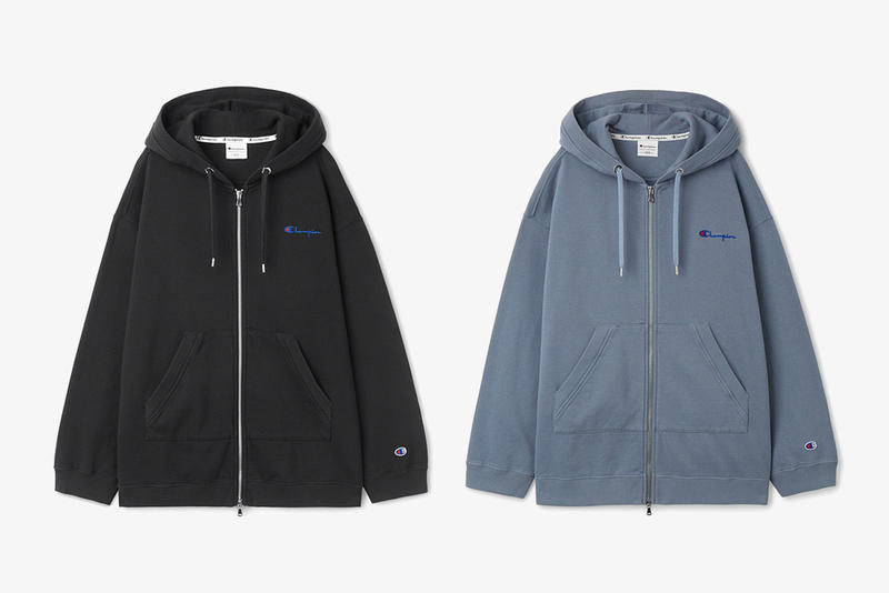 Weekday x Champion 2016 Fall Winter Capsule