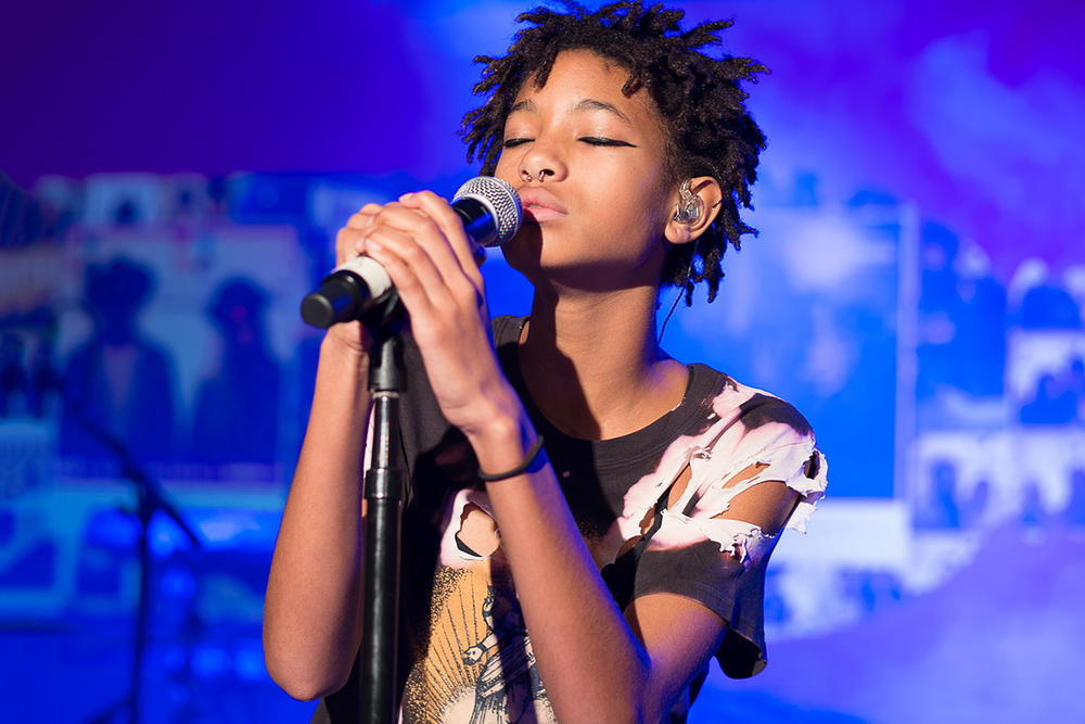 Willow Smith November 9th