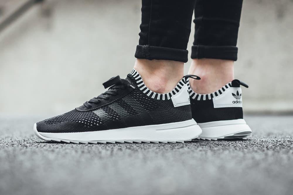adidas Flashback Primeknit Footwear White Core Black
