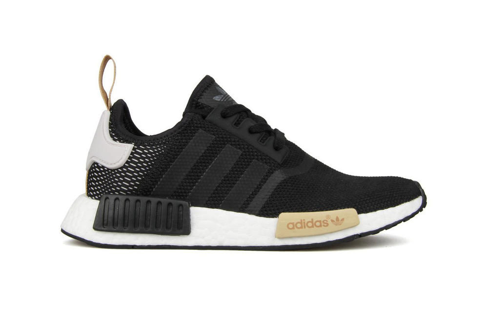 adidas NMD_R1 Black White Mesh Womens Exclusive