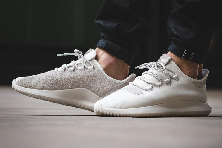 buy online b94e3 a5801 adidas Originals Tubular Shadow Crystal White Sneaker