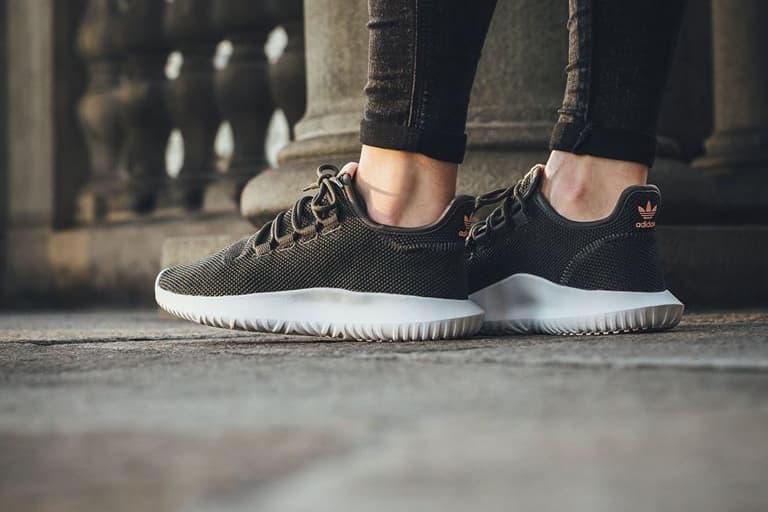adidas Tubular Shadow Granite and Utility Grey