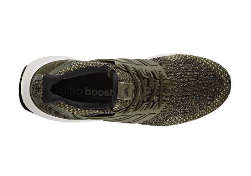 adidas Originals UltraBOOST 3.0 Trace Cargo Green