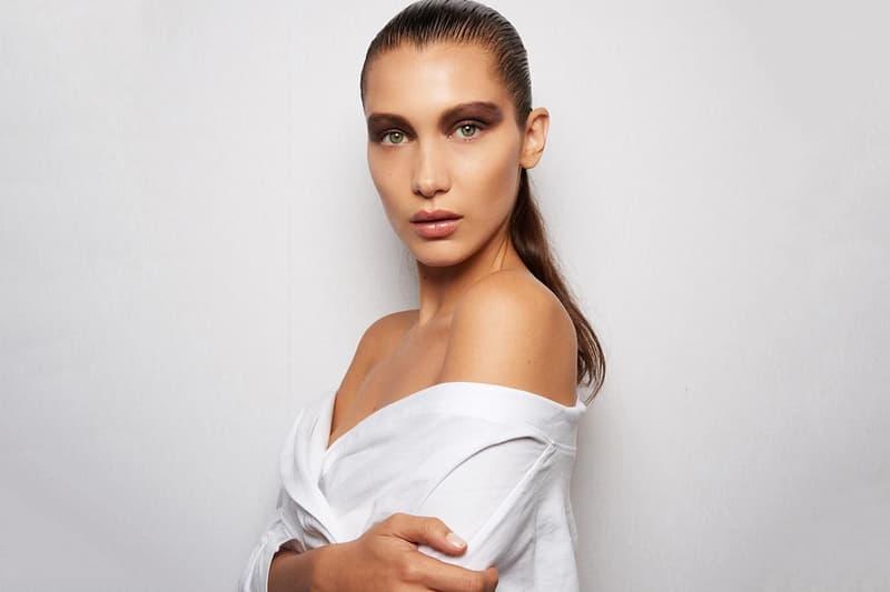 Bella Hadid Dior Makeup Tutorial Video