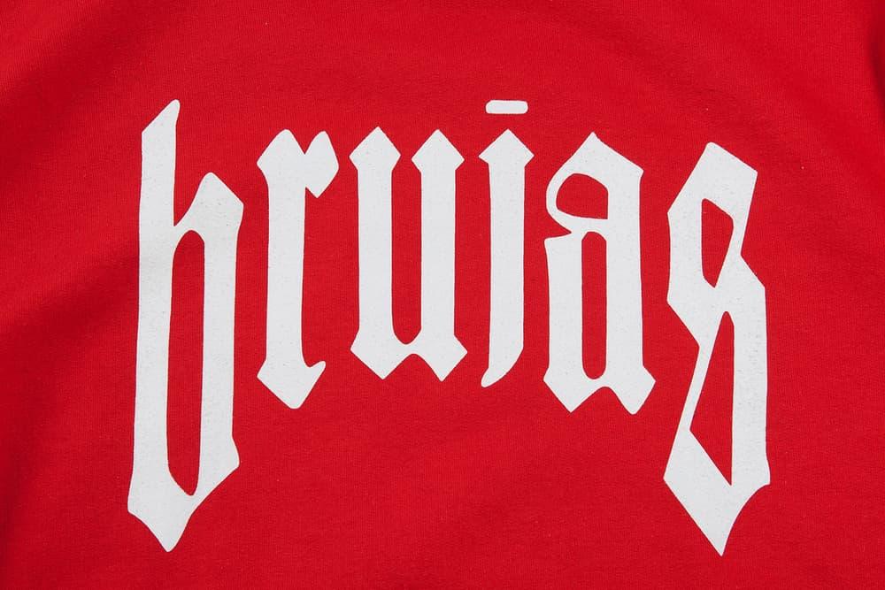 Brujas Merch Hooded Sweatshirts