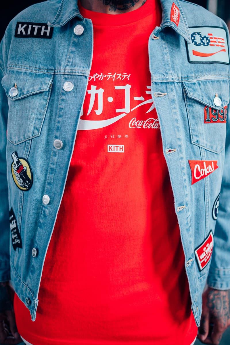 Coca-Cola x KITH Collection