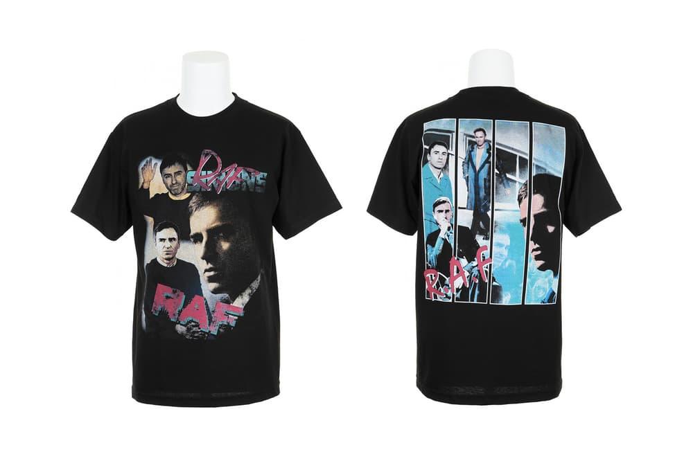 colette Modern Man Designer Homage T-Shirts Alexander Wang