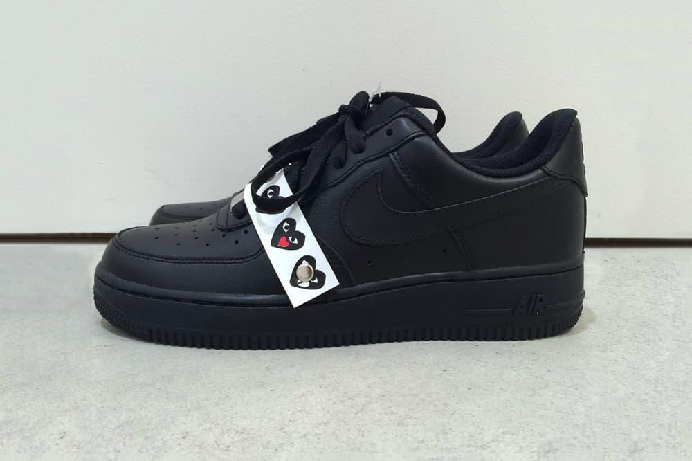 COMME des GARÇONS  Nike Air Force 1
