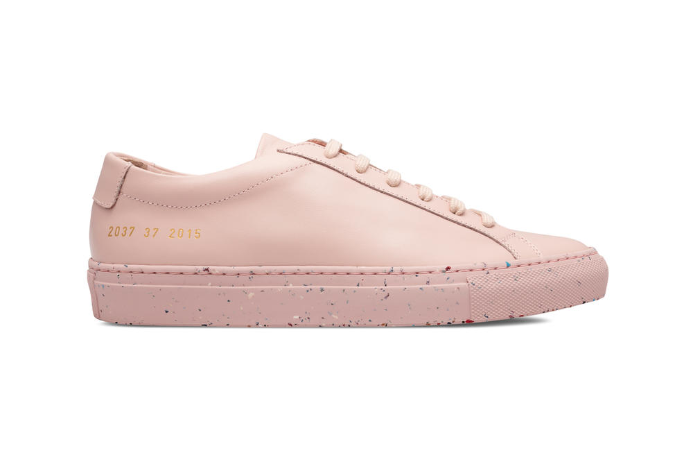8dbf548c8eed Common Projects Achilles Low Pink Dover Street Market 2016 Holiday