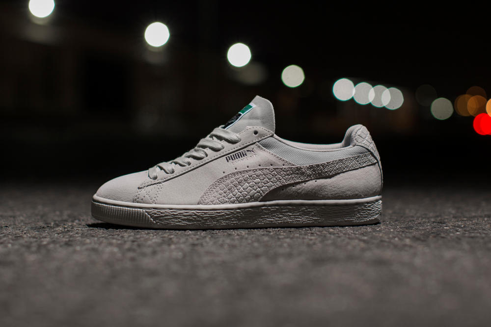 PUMA Clyde Suede Diamond Supply 2016 Collaboration