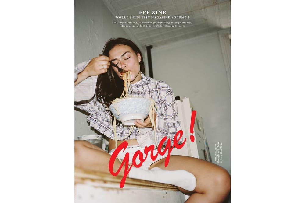 FFF ZINE Issue Two