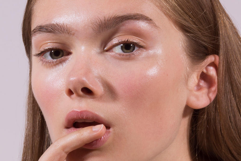 Glossier Boy Brow Gel Makeup
