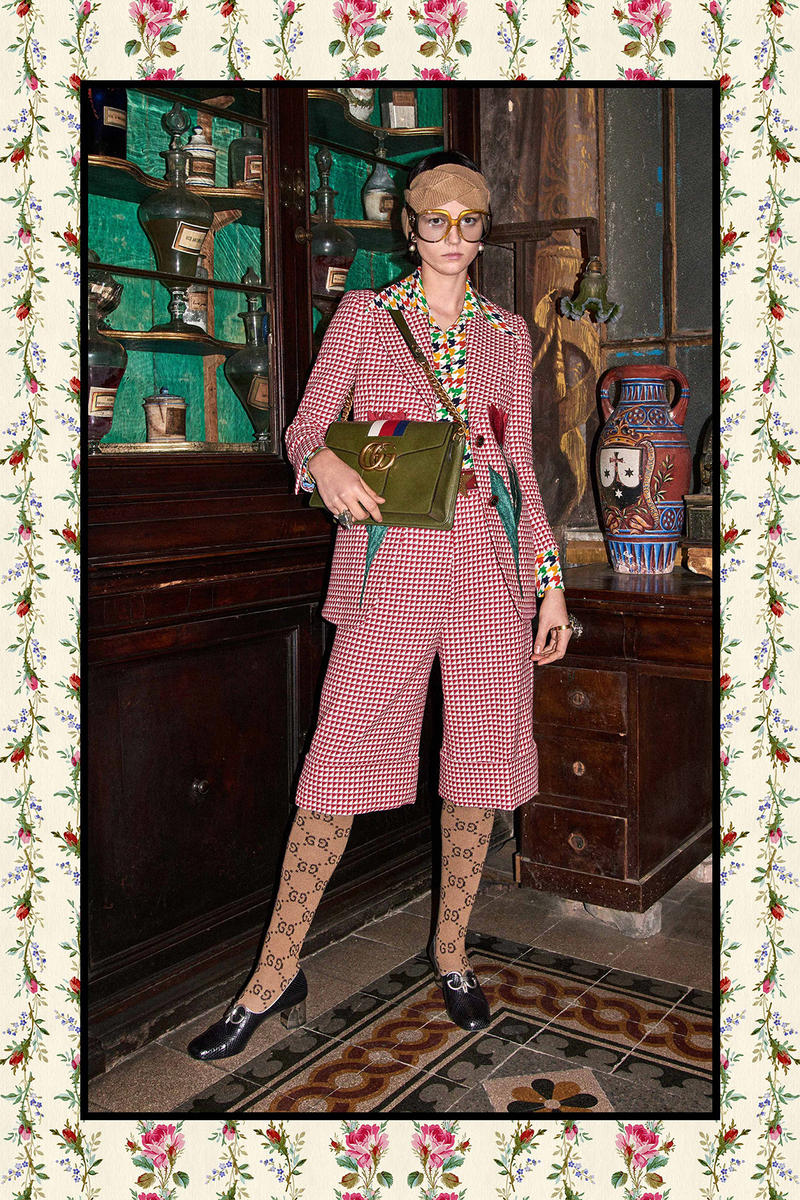 Gucci 2017 Pre-Fall Collection