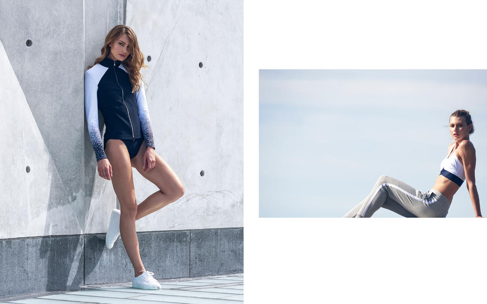 Heroine Sport 2017 Spring Summer Collection Lookbook