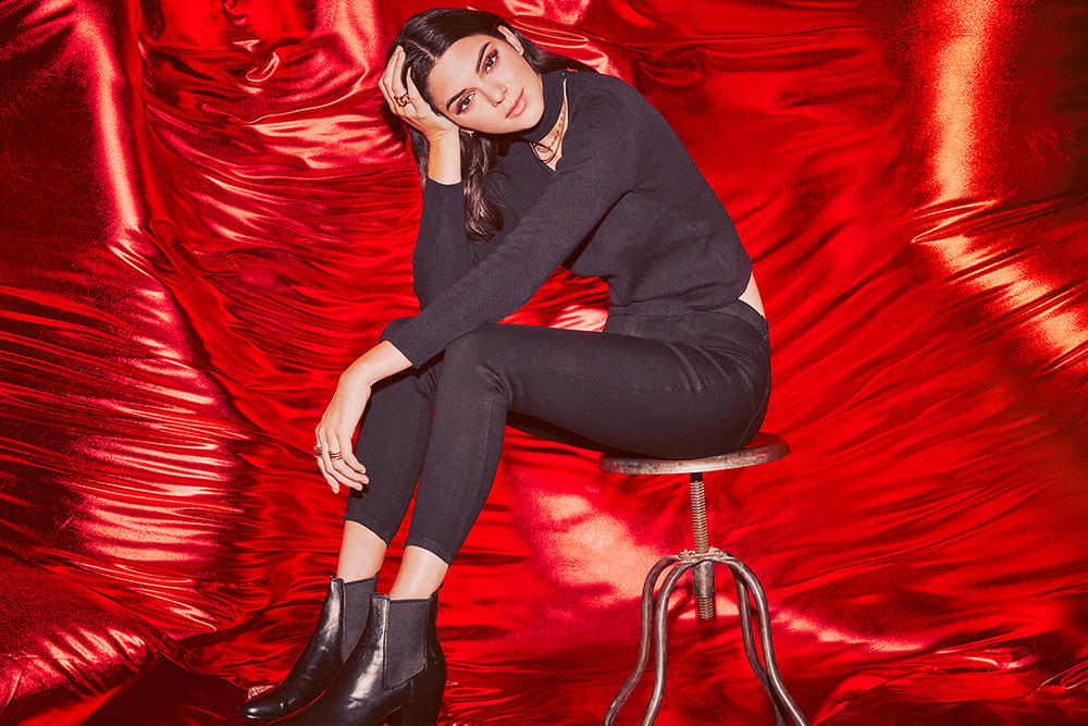Kendall Jenner 2016 Holiday Penshoppe Campaign