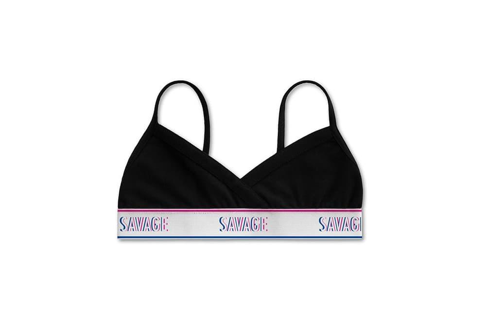 Kim Kardashian KIMOJI SAVAGE Merch Bra Underwear Slippers