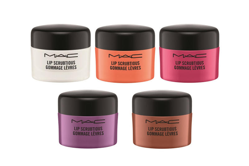 MAC Lip Scrubtious Collection