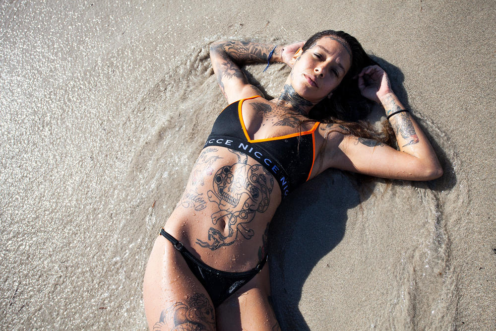 marilyn rondon interview artist model tattoos