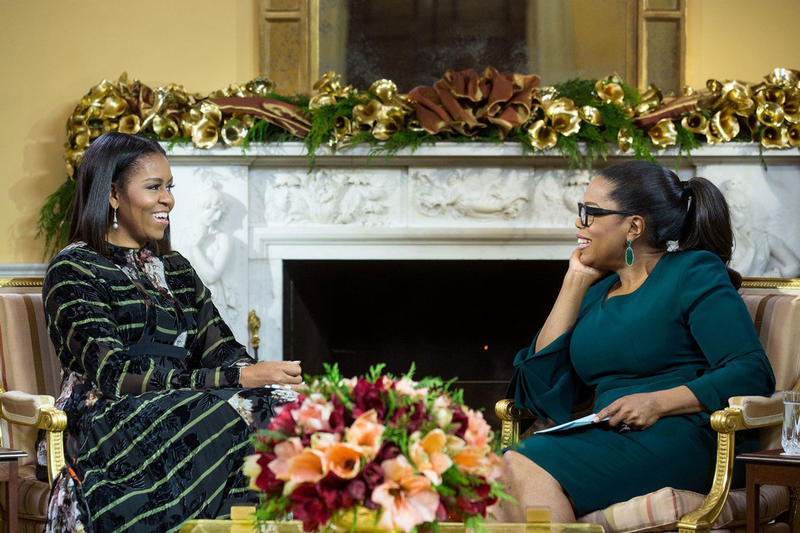 Michelle Obama Last Interview as FLOTUS with Oprah Winfrey