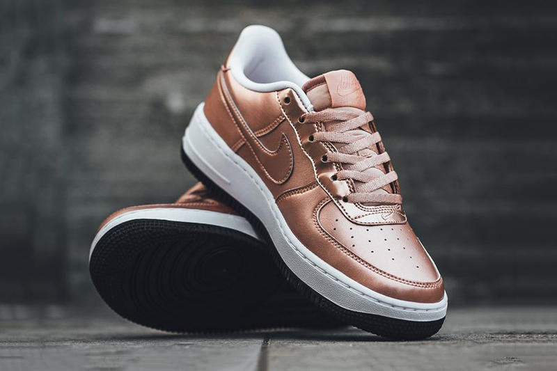 Nike Air Force 1 Low Metallic Red Bronze